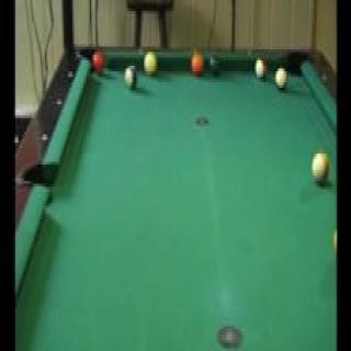 Pool hall blowjob – Julia Reaves
