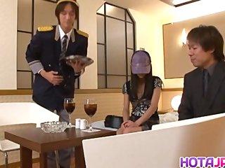 Chika Ishihara is fucked in licked poonanie
