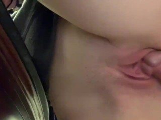 She wanted a quickie before dinner with family! Creampie ending!!