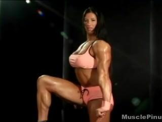 Angela Salvagno 13 – Female Bodybuilder