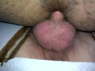 Big Dick White Top Cums Inside