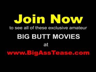 Bubble Butt Covered In Glitter 2 (Teaser)