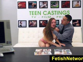 FetishNetwork Skye West casting sex