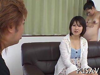 Fat pussy slut loved dildo