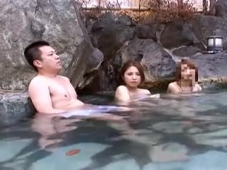 n Encounter At A Japanese Onsen