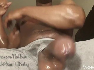 IssaNut is gonna CUM INSIDE U & CAN'T STOP! while MOANING & TALKING DIRTY!!