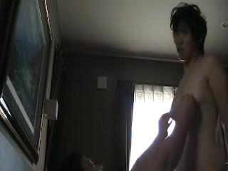 Japanese Wife Yoriko Cowgirl 2