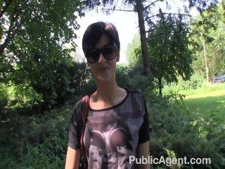 PublicAgent – Hot short haired brunette
