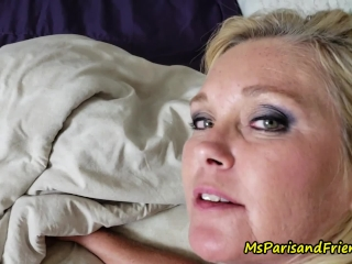 "Ms Paris and Her Taboo Tales ""Mommy's Ass"""