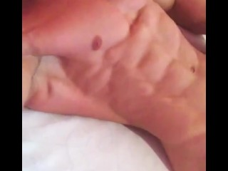 Muscle in bed