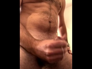 Wanking off – working from home x